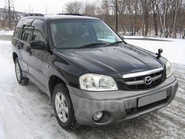 Mazda Tribute, 2004 год, 635 000 руб.