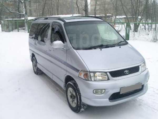 Toyota Hiace, 1997 год, 475 000 руб.