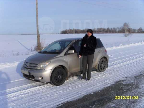 Toyota ist, 2003 год, 290 000 руб.