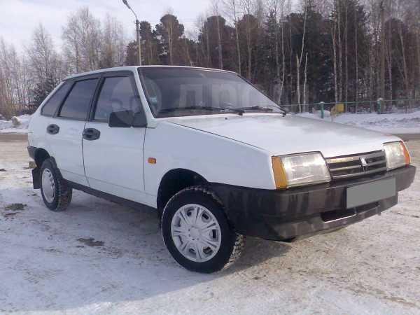 Лада 2109, 1989 год, 83 000 руб.