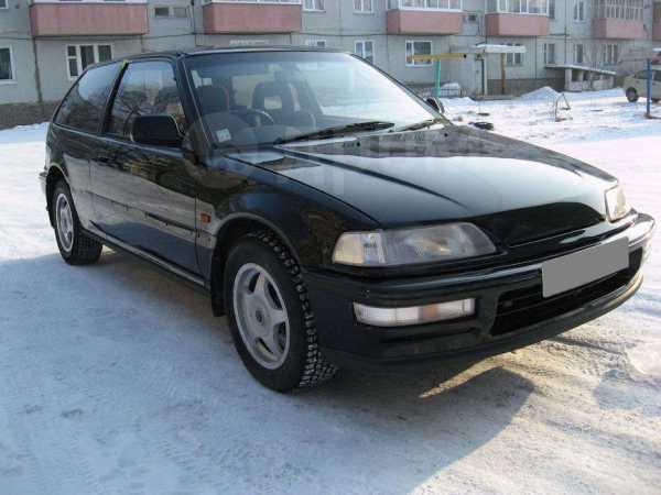 Honda Civic, 1990 год, 210 000 руб.