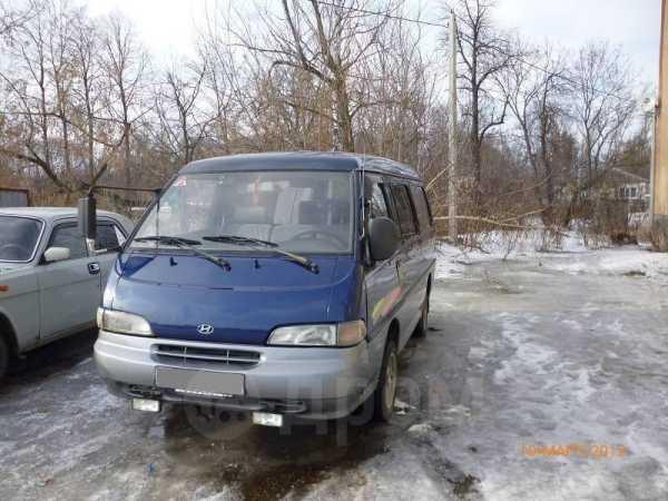 Hyundai Grace, 1993 год, 185 000 руб.