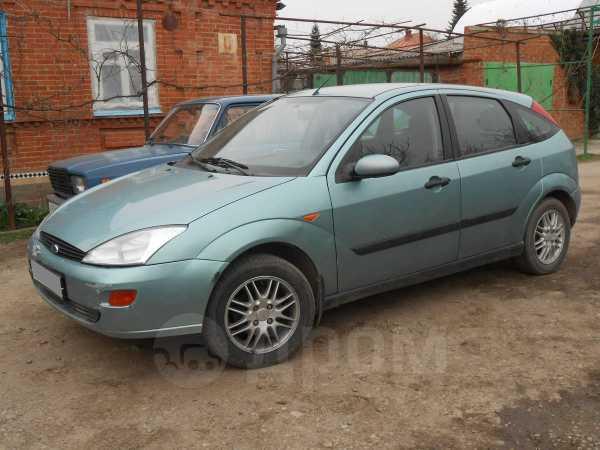 Ford Focus, 2001 год, 210 000 руб.