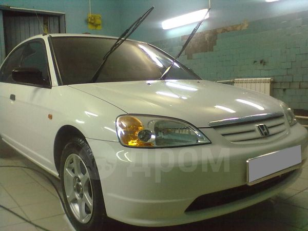 Honda Civic Ferio, 2001 год, 250 000 руб.
