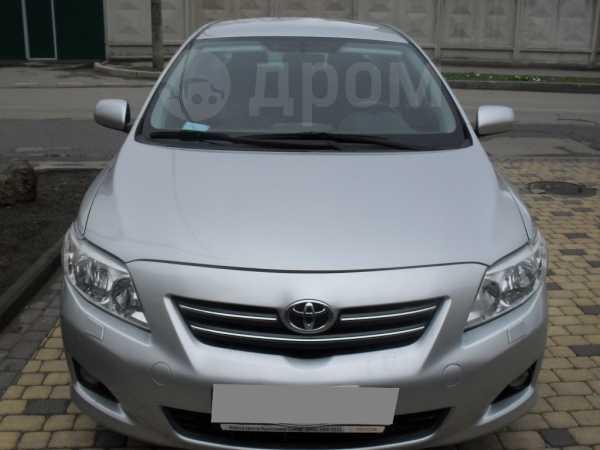 Toyota Corolla, 2007 год, 444 000 руб.