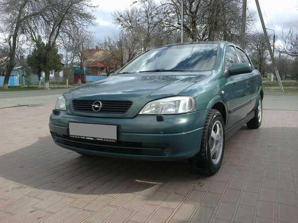 Opel Astra, 2001 год, 310 000 руб.