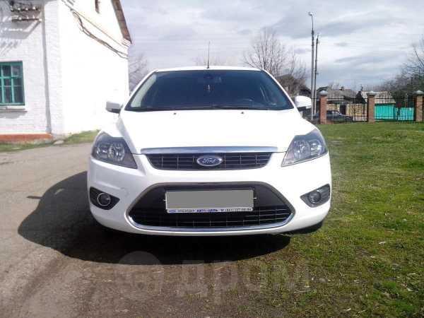 Ford Focus, 2010 год, 540 000 руб.