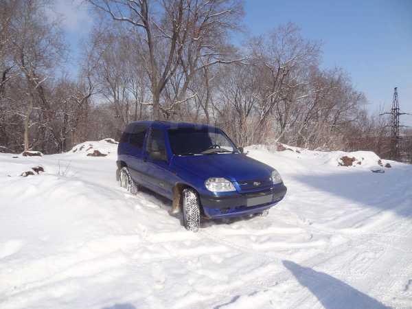 Chevrolet Niva, 2006 год, 258 000 руб.