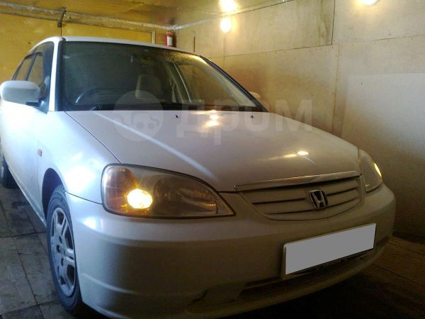 Honda Civic Ferio, 2002 год, 270 000 руб.
