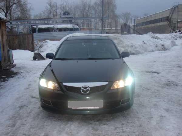 Mazda Mazda6, 2006 год, 470 000 руб.