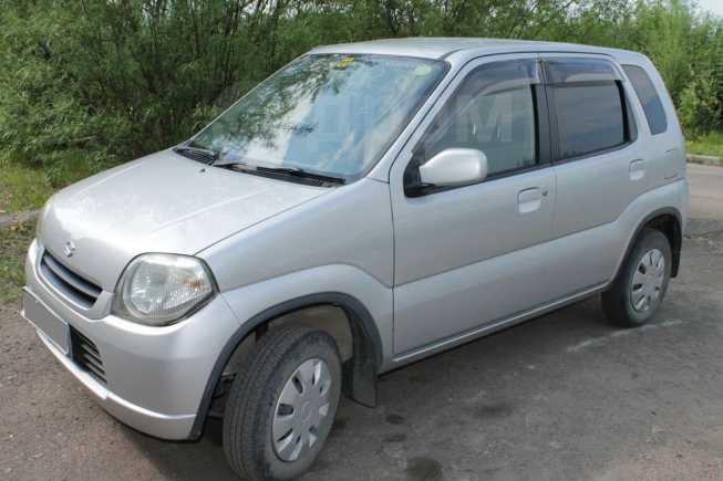 Suzuki Kei, 2002 год, 189 000 руб.
