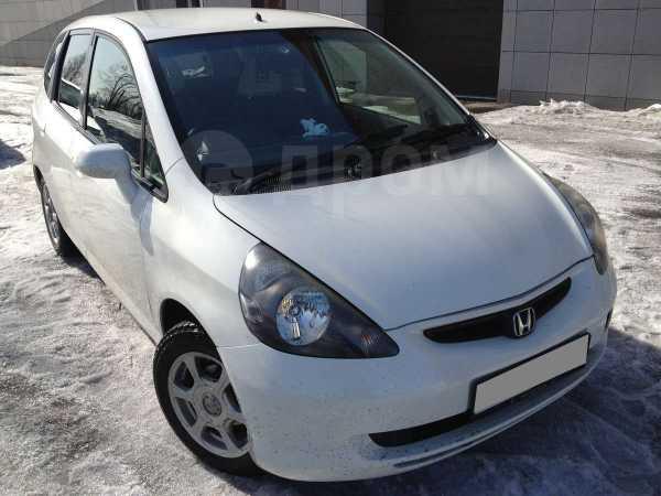 Honda Fit, 2004 год, 235 000 руб.