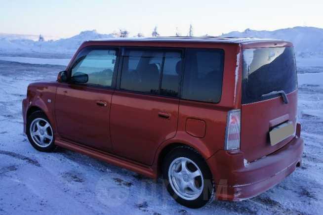 Toyota bB, 2003 год, 296 000 руб.