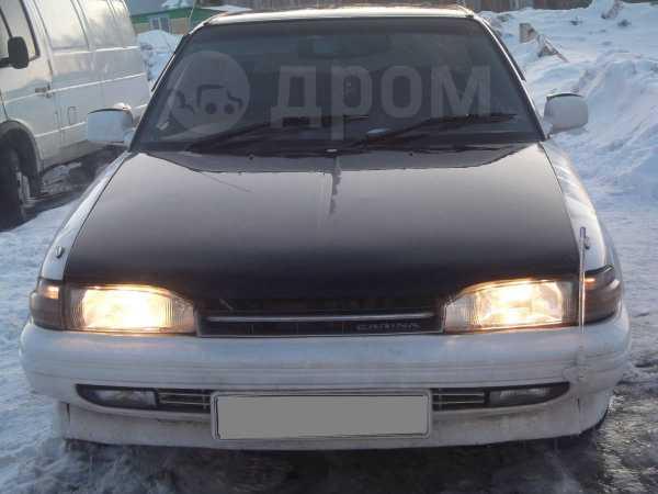 Toyota Carina, 1989 год, 73 000 руб.