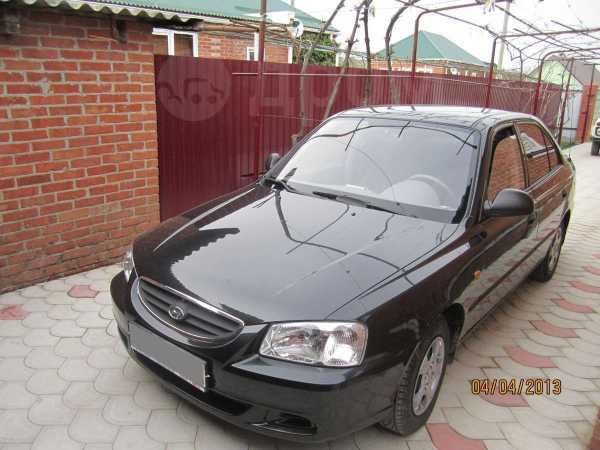 Hyundai Accent, 2009 год, 345 000 руб.
