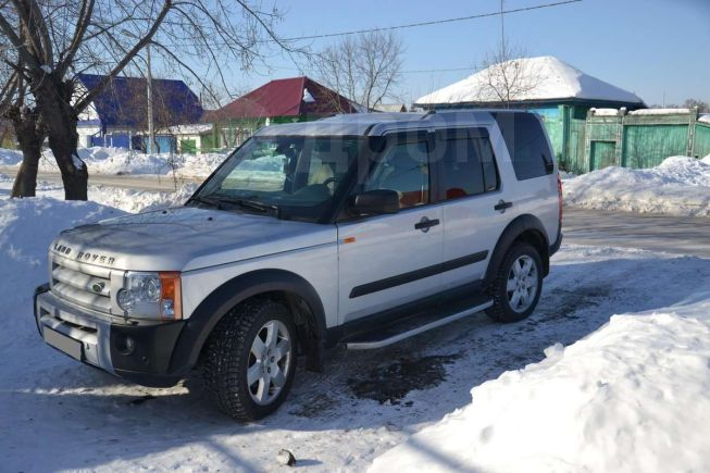 Land Rover Discovery, 2005 год, 800 000 руб.