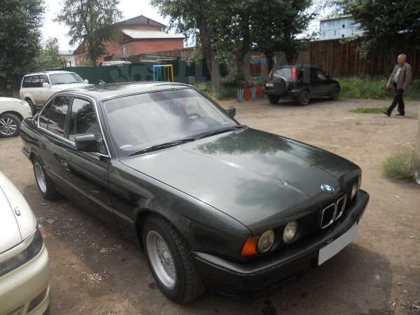 BMW 5-Series, 1991 год, 220 000 руб.