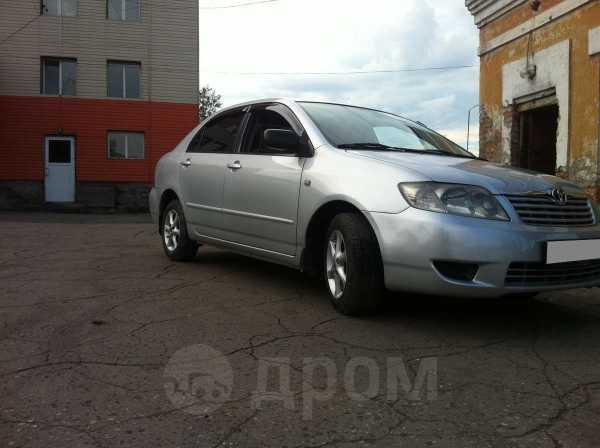 Toyota Corolla, 2005 год, 410 000 руб.