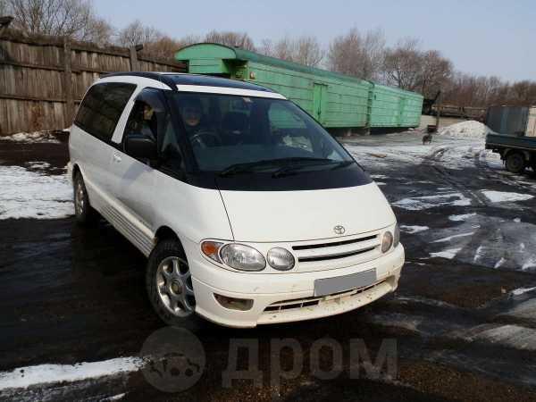 Toyota Estima Lucida, 1997 год, 270 000 руб.
