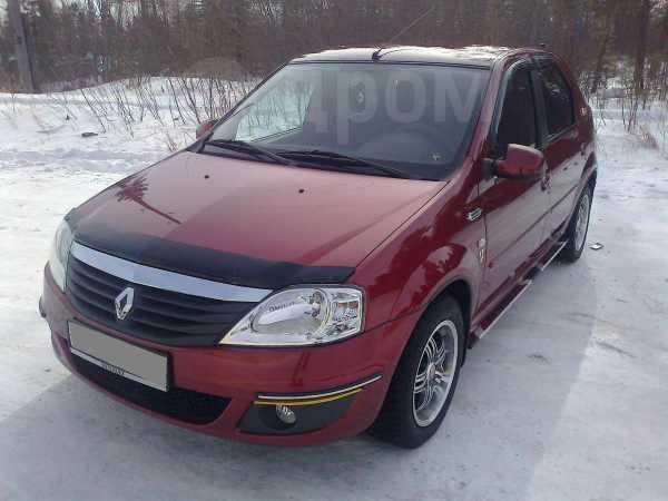 Renault Logan, 2011 год, 415 000 руб.