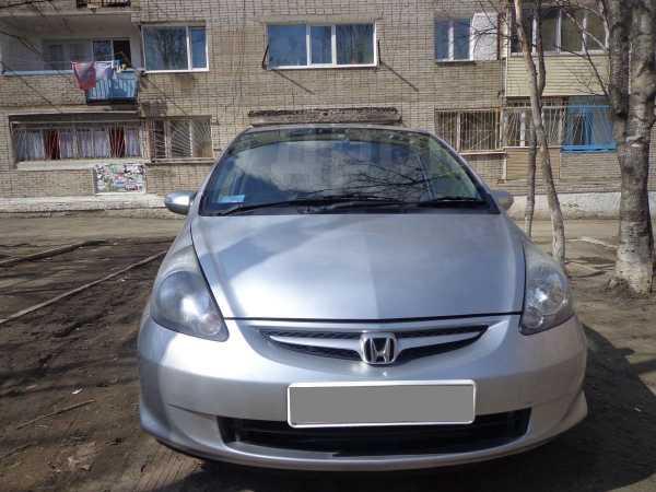 Honda Fit, 2006 год, 270 000 руб.
