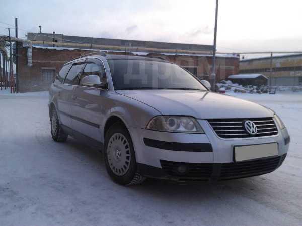 Volkswagen Passat, 2004 год, 397 000 руб.