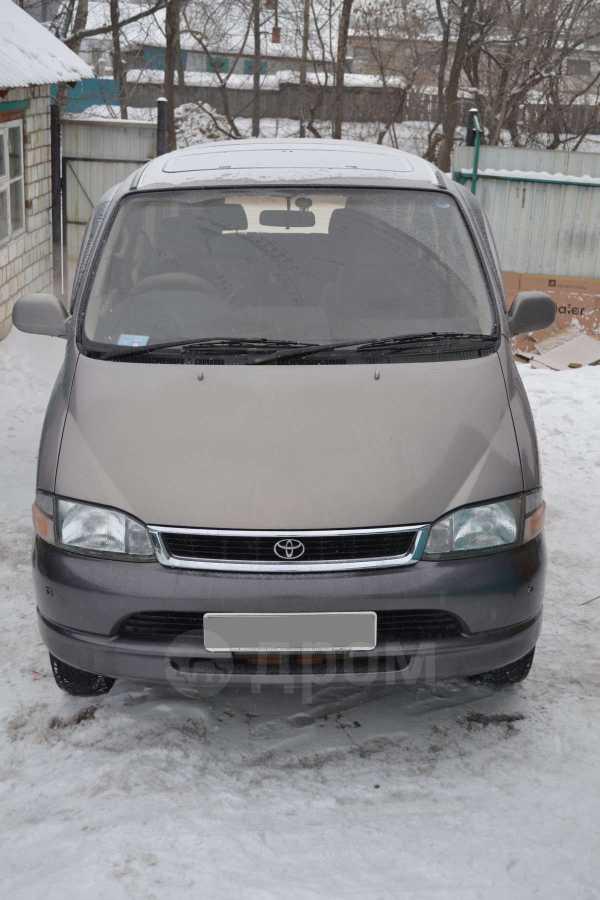 Toyota Granvia, 2001 год, 520 000 руб.