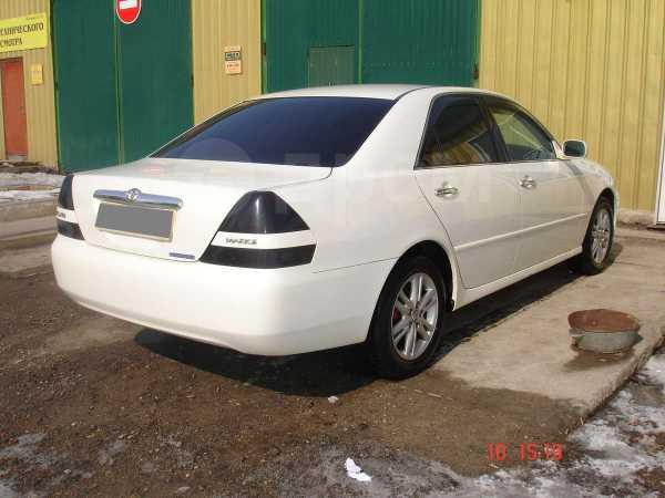 Toyota Mark II, 2001 год, 365 000 руб.