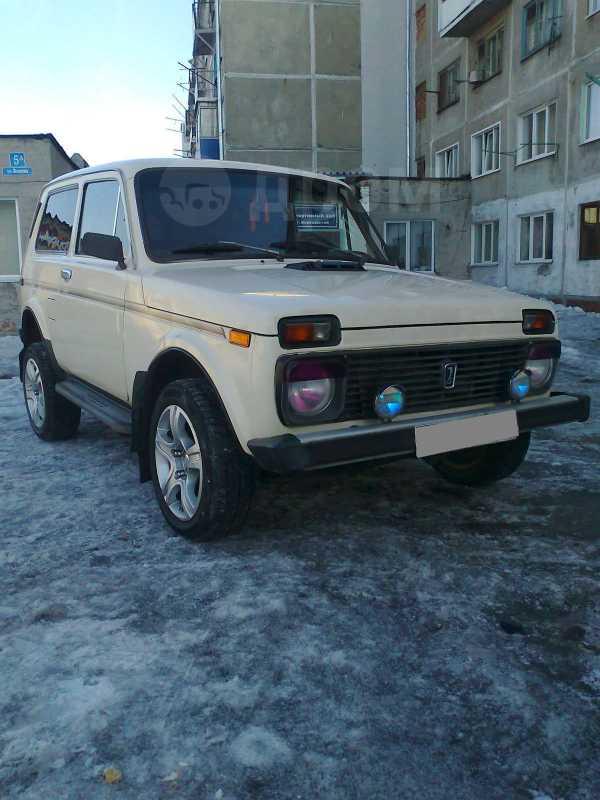Лада 4x4 2121 Нива, 1993 год, 150 000 руб.