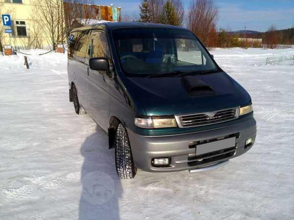 Mazda Bongo Friendee, 1996 год, 340 000 руб.