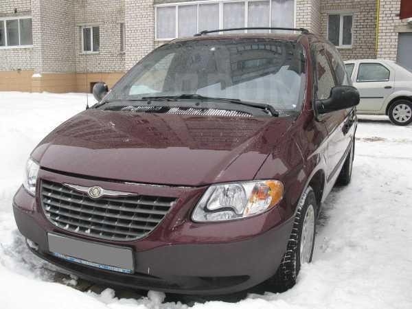 Chrysler Voyager, 2000 год, 250 000 руб.