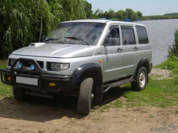 УАЗ Патриот, 2004 год, 280 000 руб.
