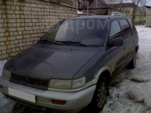 Mitsubishi Space Wagon, 1992 год, 65 000 руб.