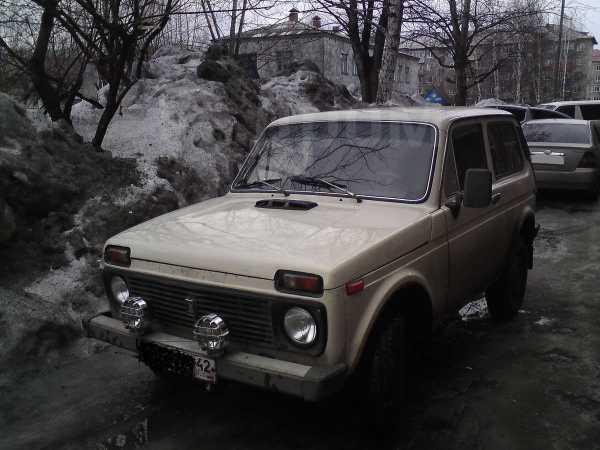 Лада 4x4 2121 Нива, 1989 год, 105 000 руб.