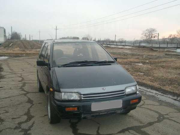 Nissan Prairie, 1990 год, 65 000 руб.