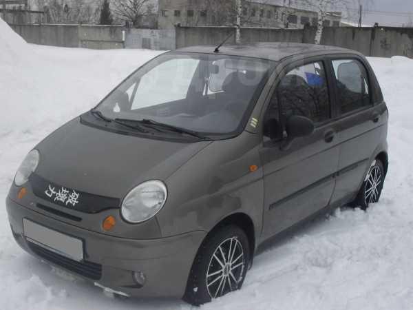 Daewoo Matiz, 2004 год, 120 000 руб.