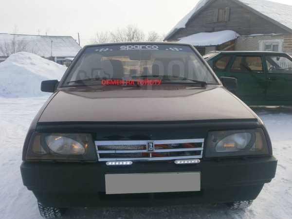Лада 2109, 1997 год, 90 000 руб.