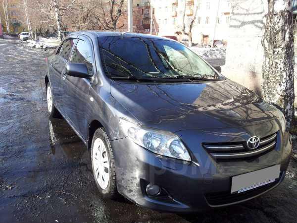 Toyota Corolla, 2007 год, 490 000 руб.