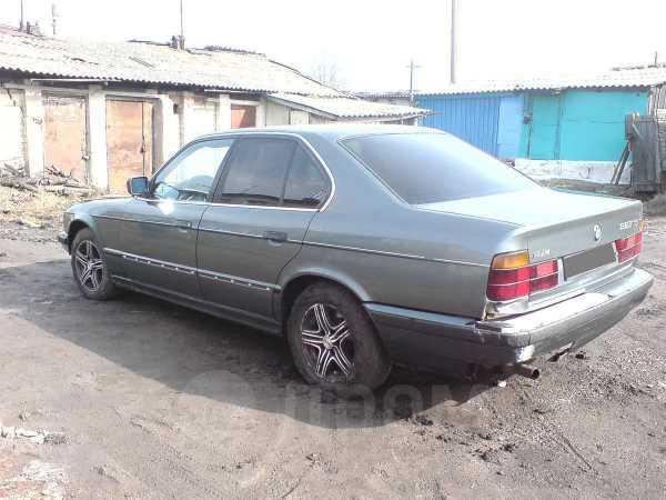 BMW 5-Series, 1991 год, 120 000 руб.