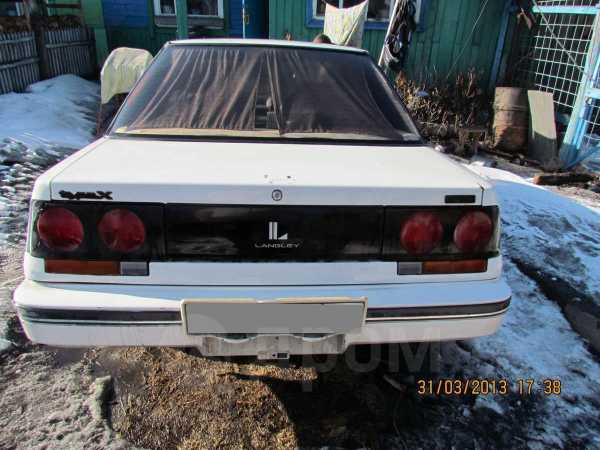 Nissan Langley, 1989 год, 60 000 руб.