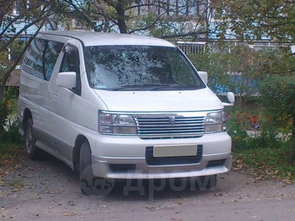 Nissan Elgrand, 1999 год, 430 000 руб.