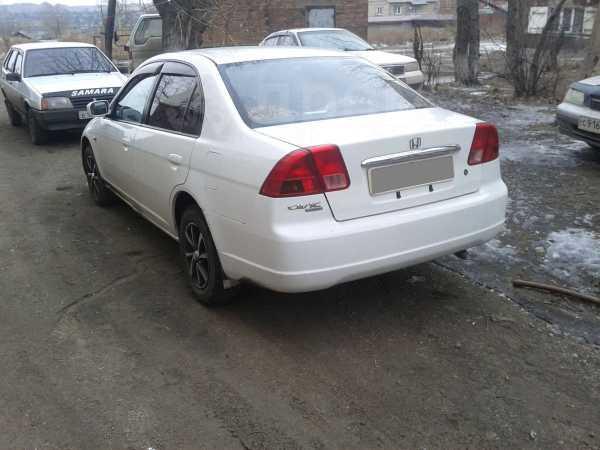 Honda Civic Ferio, 2002 год, 225 000 руб.
