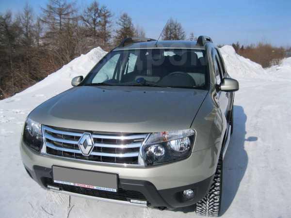 Renault Duster, 2012 год, 850 000 руб.