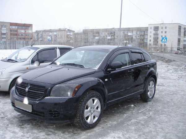 Dodge Caliber, 2007 год, 480 000 руб.