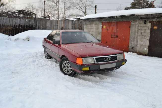 Audi 100, 1987 год, 95 000 руб.