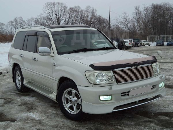 Toyota Land Cruiser, 2001 год, 1 270 000 руб.