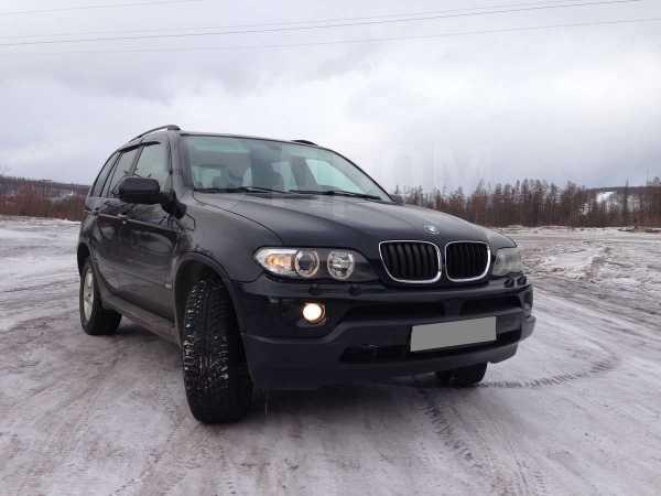 BMW X5, 2004 год, 1 000 000 руб.