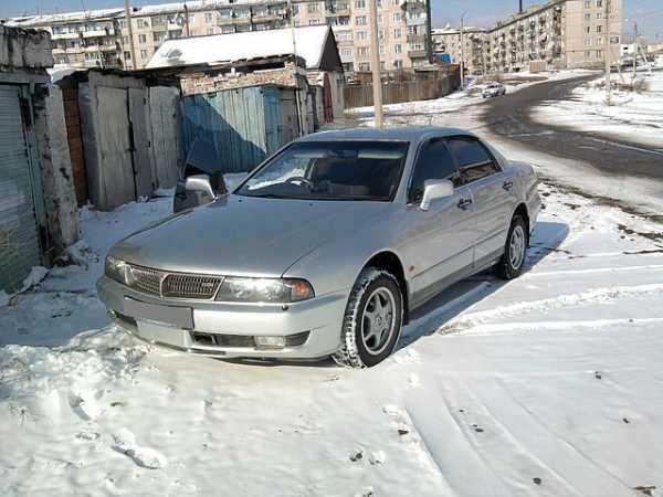 Mitsubishi Diamante, 1995 год, 235 000 руб.