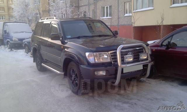 Toyota Land Cruiser, 2005 год, 1 200 000 руб.