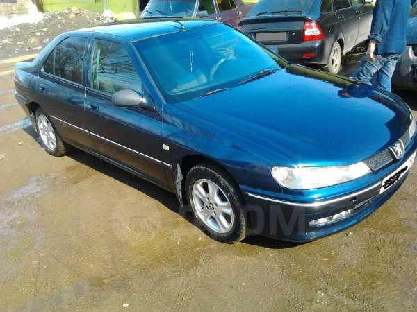 Peugeot 406, 2000 год, 165 000 руб.